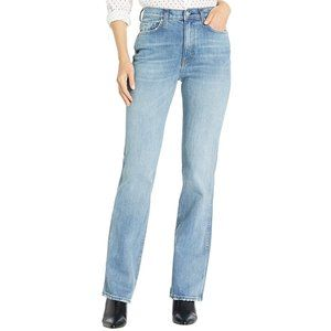 Levi's 515 Boot Cut Flared Light Wash Jeans 14